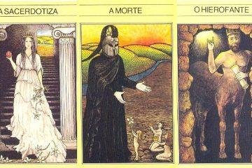 """Curso """"O Tarot e os Mitos"""""""