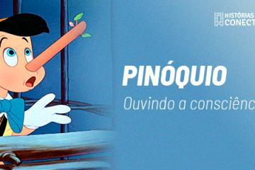 """Live """"Histórias que Conectam – Pinóquio"""""""